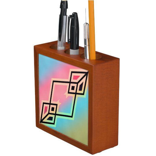 Colours and Emotions 7 Desk Organiser