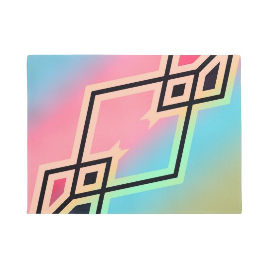 Colours and Emotions 7 Doormat