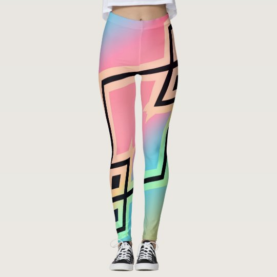 Colours and Emotions 7 Leggings