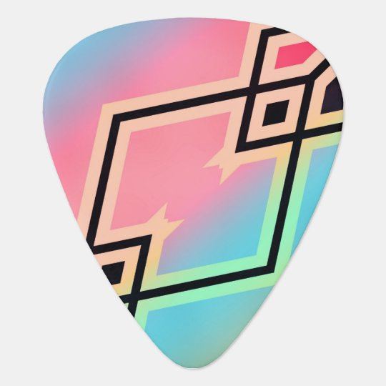 Colours and Emotions 7 Plectrum