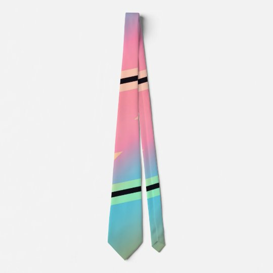 Colours and Emotions 7 Tie