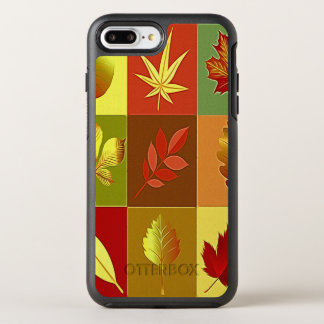 Colours in autumn OtterBox symmetry iPhone 8 plus/7 plus case