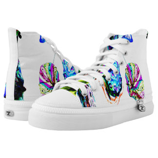 Colours in the wind hi tops