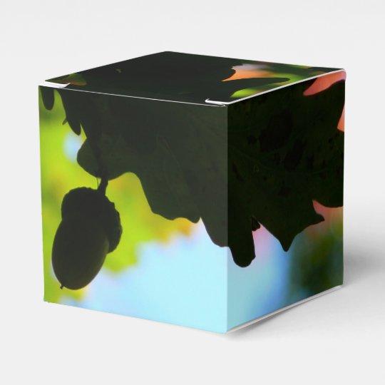 Colours of Autumn 02.2 Favour Box
