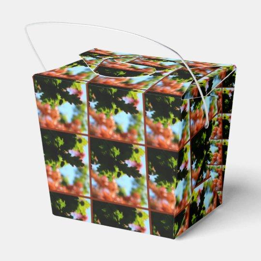 Colours of Autumn 02.3.2 Favour Box