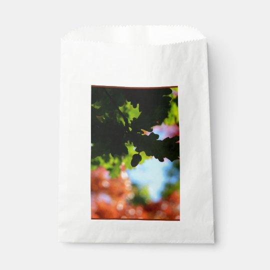 Colours of Autumn 02 Favour Bag