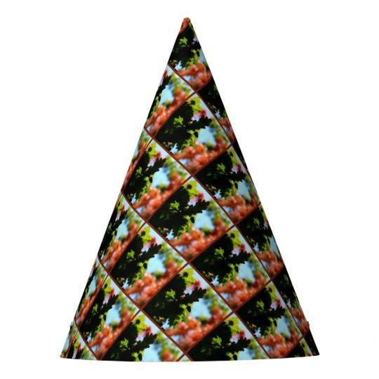 Colours of Autumn 02 Party Hat