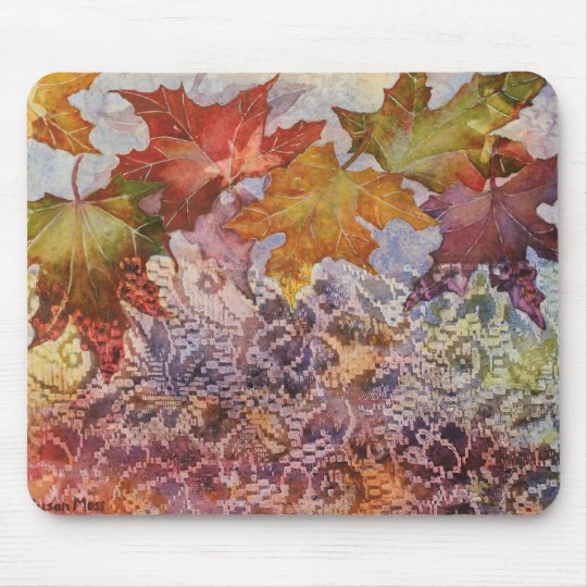 Colours of Autumn Mouse Pad