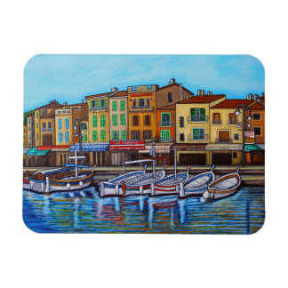 """Colours of Cassis 3""""x4"""" Photo Magnet"""