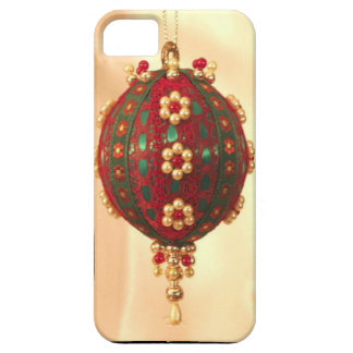Colours of Christmas iPhone 5 Cover