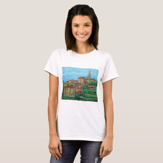 Colours of Crillon-le-Brave, Provence T-shirt