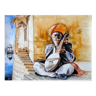 colours of india postcard