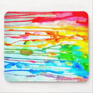 Colours of life mouse pad