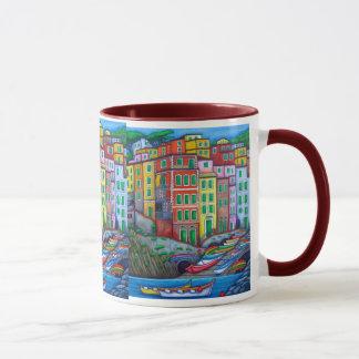Colours of RioMaggiore Coffe Mug