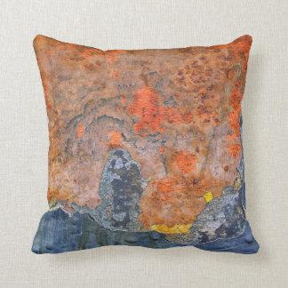 Colours of Rust 065, Rust-Art Cushion