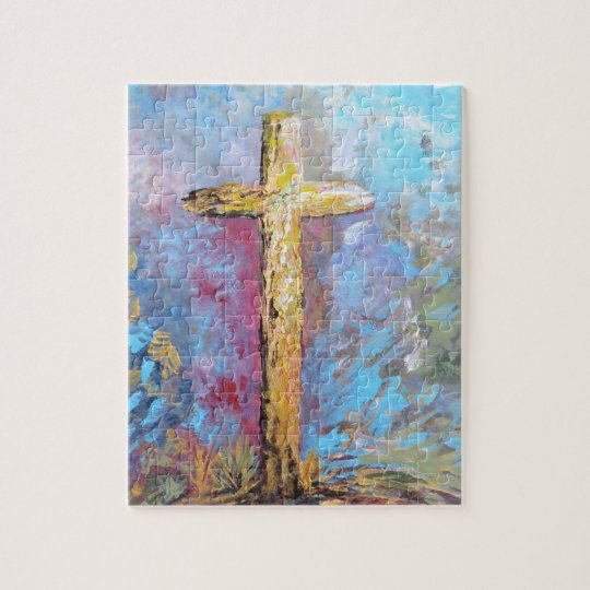 Colours of the Cross Jigsaw Puzzle