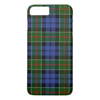 Colquhoun Scottish Tartan Plaid Pattern iPhone 7 Plus Case