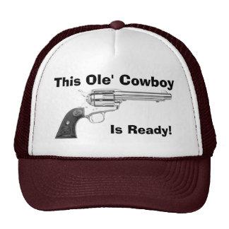 colt_36274-1, This Ole' Cowboy, Is Ready! Cap