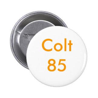 Colt 85 6 cm round badge