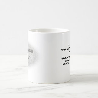 Colt Peacemaker1873 Coffee Mug