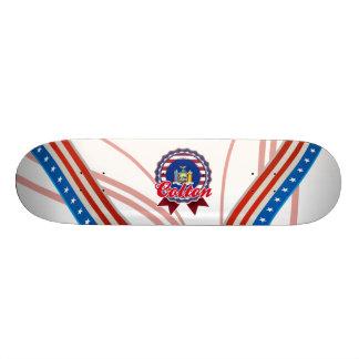 Colton, NY Skate Board Deck