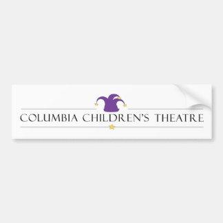 Columbia Children's Theatre Bumper Sticker