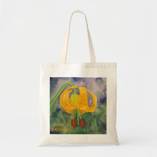 Columbia Lily Tote Bag