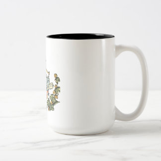 Columbia Pale Beer Two-Tone Coffee Mug