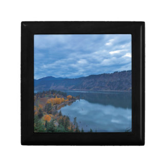Columbia River Gorge Evening Blue Hour Gift Box