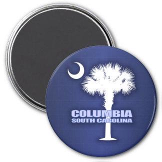 Columbia SC (Palmetto & Crescent) Magnet