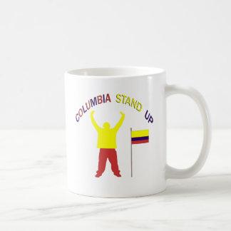 Columbia Stand Up Mug