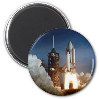 Columbia STS-1 Mission Magnet