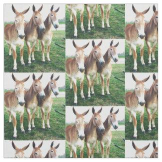 Columbia, TN Mule Days Fabric