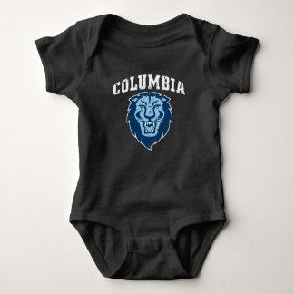 Columbia University | Lions - Vintage Baby Bodysuit