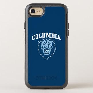 Columbia University | Lions - Vintage OtterBox Symmetry iPhone 8/7 Case