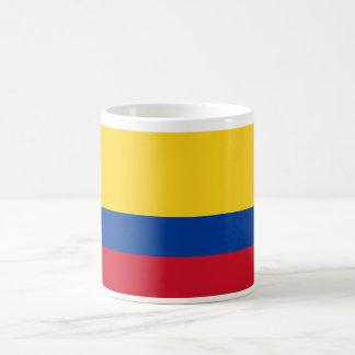 Columbia World Flag Basic White Mug