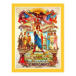 Columbian Exposition - Postcard