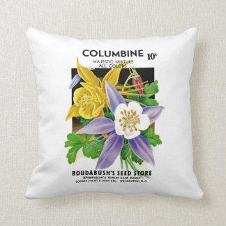Columbine Cushion