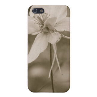 Columbine Flower iPhone 5 Cover