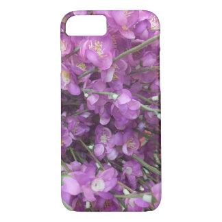 Columbine Flowers iPhone 8/7 Case