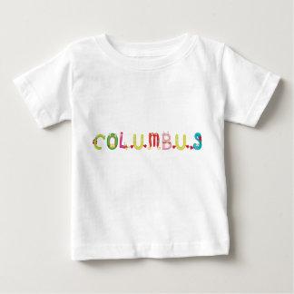 Columbus Baby T-Shirt