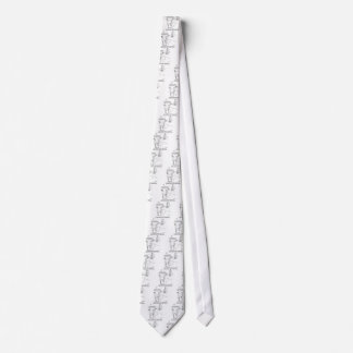 Columbus Cartoon 1333 Tie