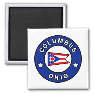 Columbus Ohio Magnet