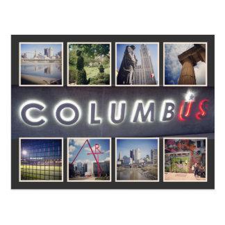 Columbus Ohio Photo Postcard