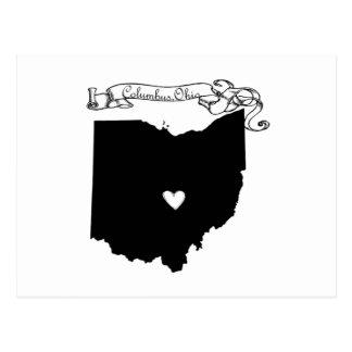 Columbus Ohio Postcard