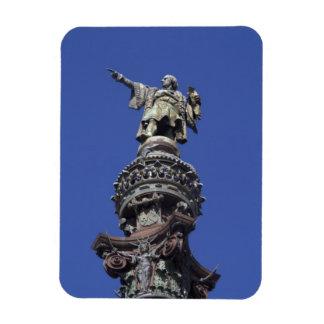 Columbus statue, Barcelona Magnet