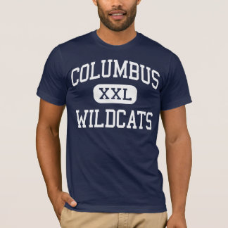 Columbus Wildcats Middle Columbus Junction T-Shirt