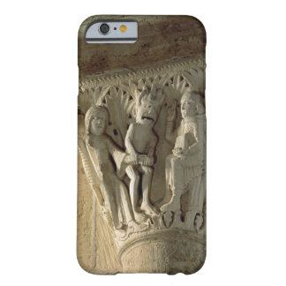 Column Capital, depicting St Benedict performing a Barely There iPhone 6 Case
