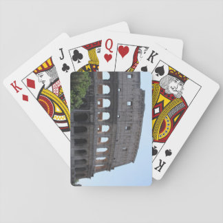 Colusseum, Rome, Italy Playing Cards