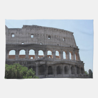 Colusseum, Rome, Italy Tea Towel